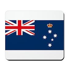Victoria Flag Mousepad