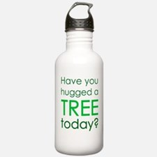 Hugged a Tree Water Bottle