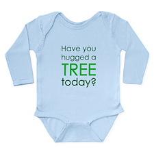 Hugged a Tree Long Sleeve Infant Bodysuit