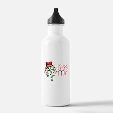Kiss Me Water Bottle
