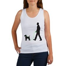 Lakeland Terrier Women's Tank Top