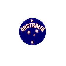 Australia Southern cross star Mini Button