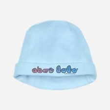 PinkBlue SIGN BABY baby hat