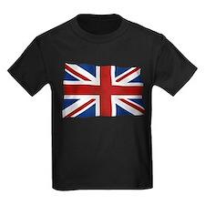 Union Jack flying flag T