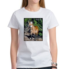Maned Wolf Photo (Front) Tee