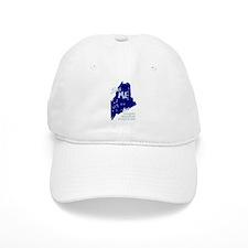 Ski ME Baseball Cap