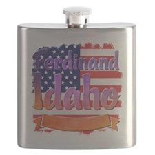 Balls To Catch A Hog T-shirt Thermos can cooler