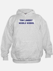 Tom Landry Middle School Hoodie