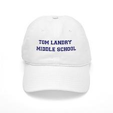 Tom Landry Middle School Baseball Cap