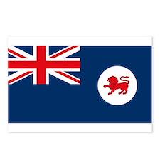 Tasmania Flag Postcards (Package of 8)