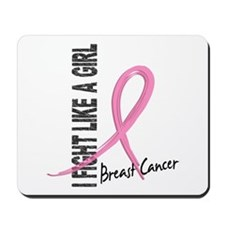 Licensed Fight Like a Girl 7.1 Mousepad