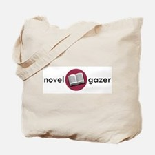 Novel Gazer Red Tote Bag