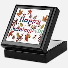 Unique Happy halloween Keepsake Box