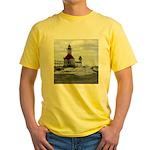St. Joseph Lighthouse Yellow T-Shirt
