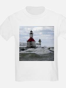 St. Joseph Lighthouse Kids T-Shirt
