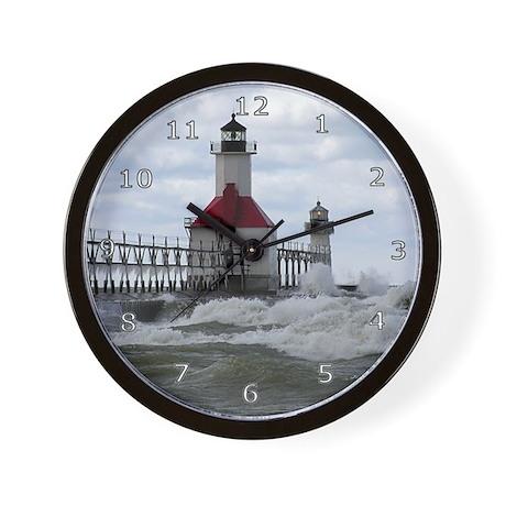 St. Joseph Lighthouse Wall Clock