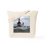 St. Joseph Lighthouse Tote Bag