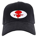 Red Rolobot Black Cap