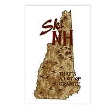 Ski NH Postcards (Package of 8)