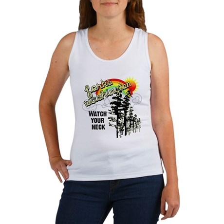 Forks Washington Twilight Women's Tank Top