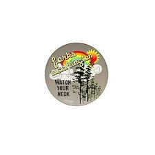 Forks Washington Twilight Mini Button