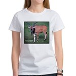 Eland Antelope Photo (Front) Women's T-Shirt