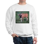 Eland Antelope Photo Sweatshirt