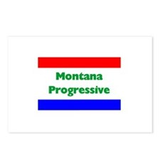 Montana Progressive Postcards (Package of 8)