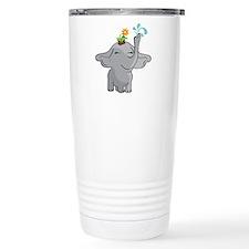 Elephant gardener Stainless Steel Travel Mug