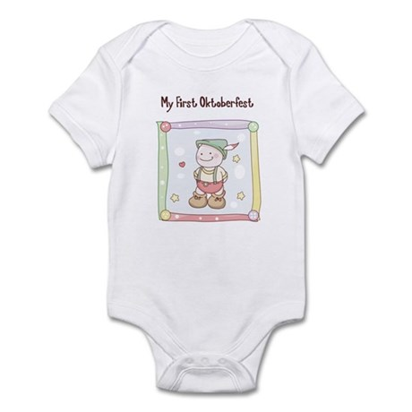 My First Oktoberfest Infant Bodysuit