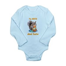 Easter Long Sleeve Infant Bodysuit
