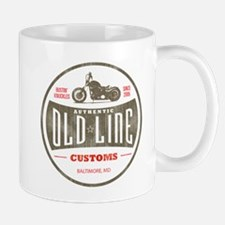 OLD LINE CUSTOMS Mug