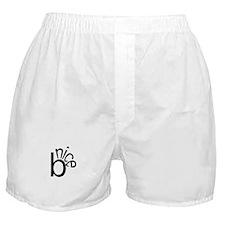 Be Nice Boxer Shorts
