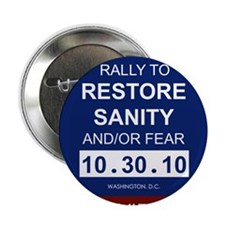 """Cool Restore sanity 2.25"""" Button"""