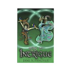 Ring of Intrigue cover Magnet
