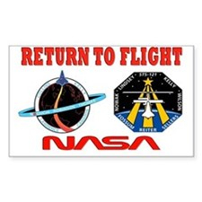 Return To Flight Decal