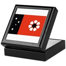 Northern Territory Flag Keepsake Box
