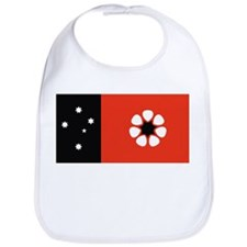 Northern Territory Flag Bib