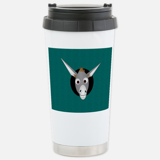 Hee Haw Stainless Steel Travel Mug