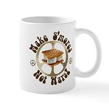 Make Smores Not Wars Mug