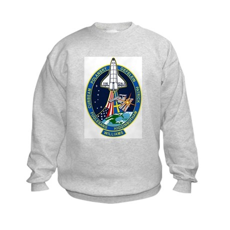STS 116 NEW Crew Kids Sweatshirt