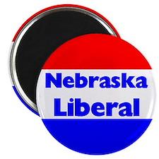 Nebraska Liberal Magnet