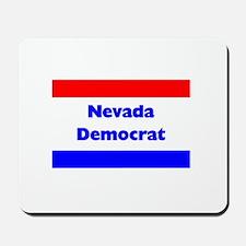 Nevada Democrat Mousepad