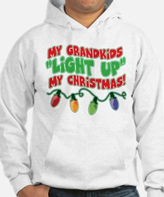 GRANDKIDS LIGHT UP CHRISTMAS Hoodie