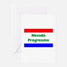 Nevada Progressive Greeting Cards (Pk of 10)