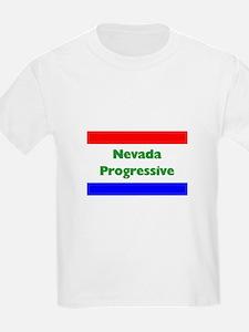 Nevada Progressive Kids T-Shirt