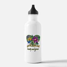 Beautiful Aunt Water Bottle