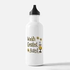 AUnt Bumble Bee Water Bottle