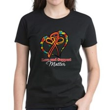 Love Support Autism Tee