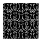 Classic Baroque Pattern Tile Coaster